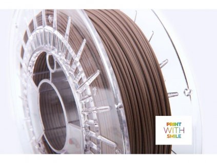 PLA CORK filament 1,75 mm Print With Smile 0,45kg