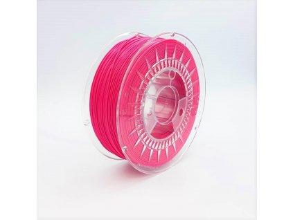 PLA jasně růžová tisková struna Devil Design 1,75mm 1kg