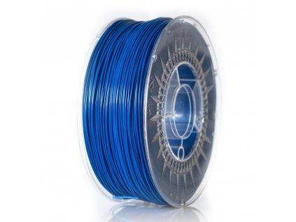 PLA filament 1,75 mm super modrý Devil Design 1kg