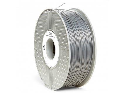 PLA filament 2,85 mm stříbrný Verbatim 1 kg