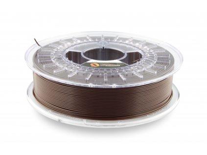 PLA filament Extrafill čokoládově hnědý 1,75mm 750g Fillamentum