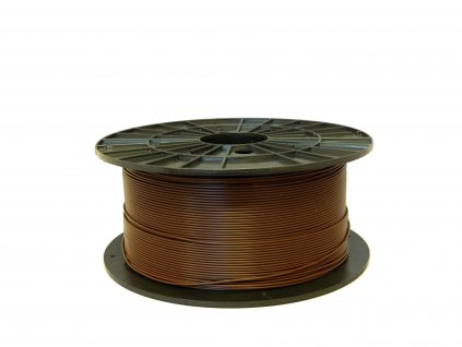 pla brown filament pm