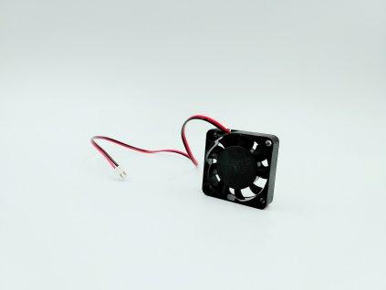 Ventilátor 40x40x10 24V