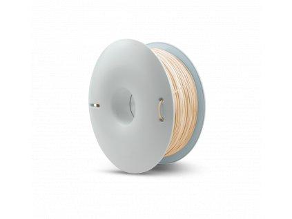 Filament Fiberwood bílý 1,75mm 750 gramů