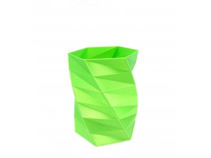 fibersilk metallic green 1,75 tisková struna