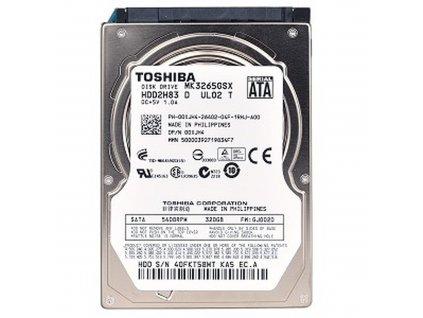 Toshiba 2.5 320GB MK3265GSX