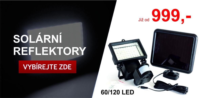 Solární LED reflekrory