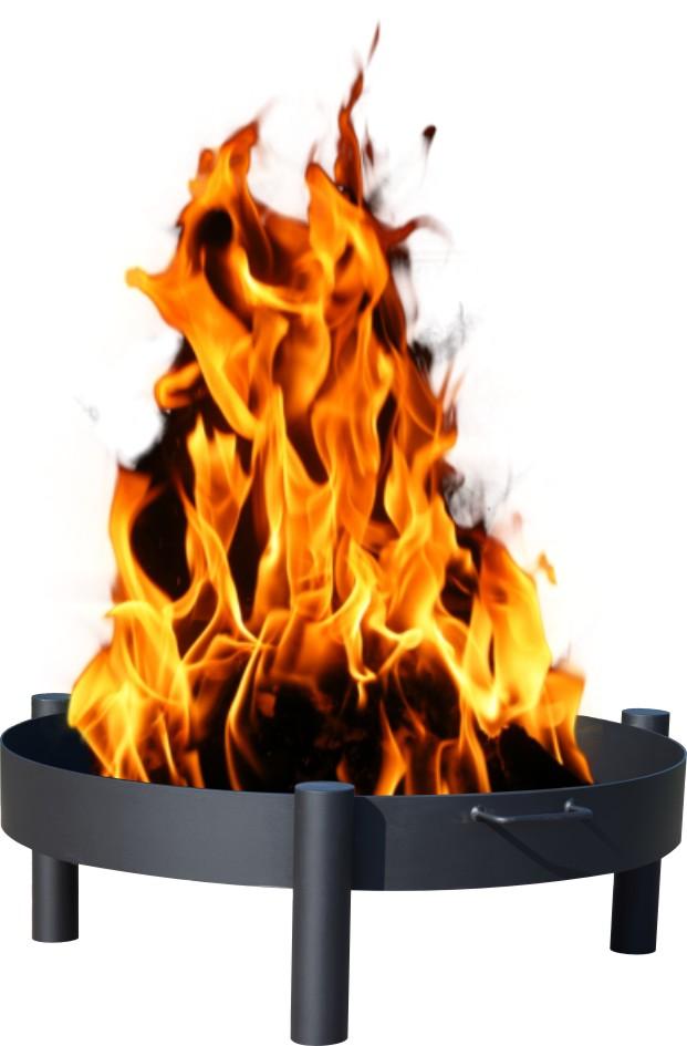 Přenosná ohniště