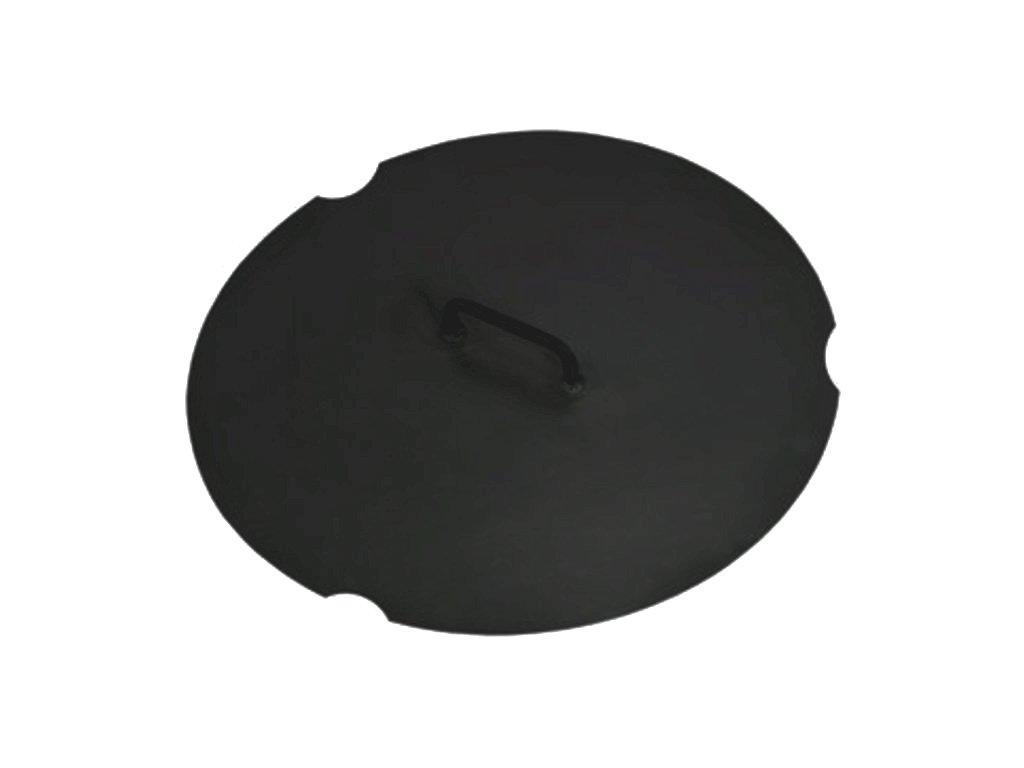 Víko pro přenosné zahradní ohniště Salome 50 cm, 1,5 mm ocel