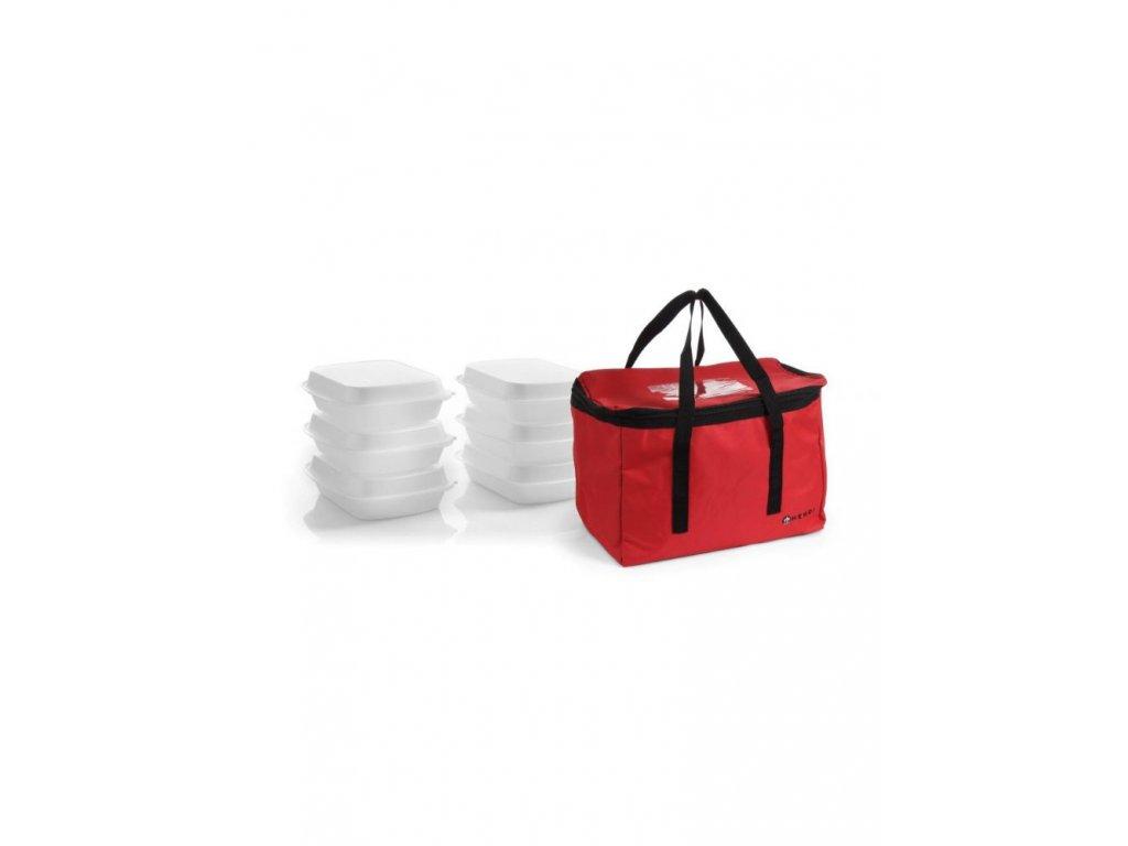 Taška Luchbox na 6 lunchboxů   HENDI, 709849