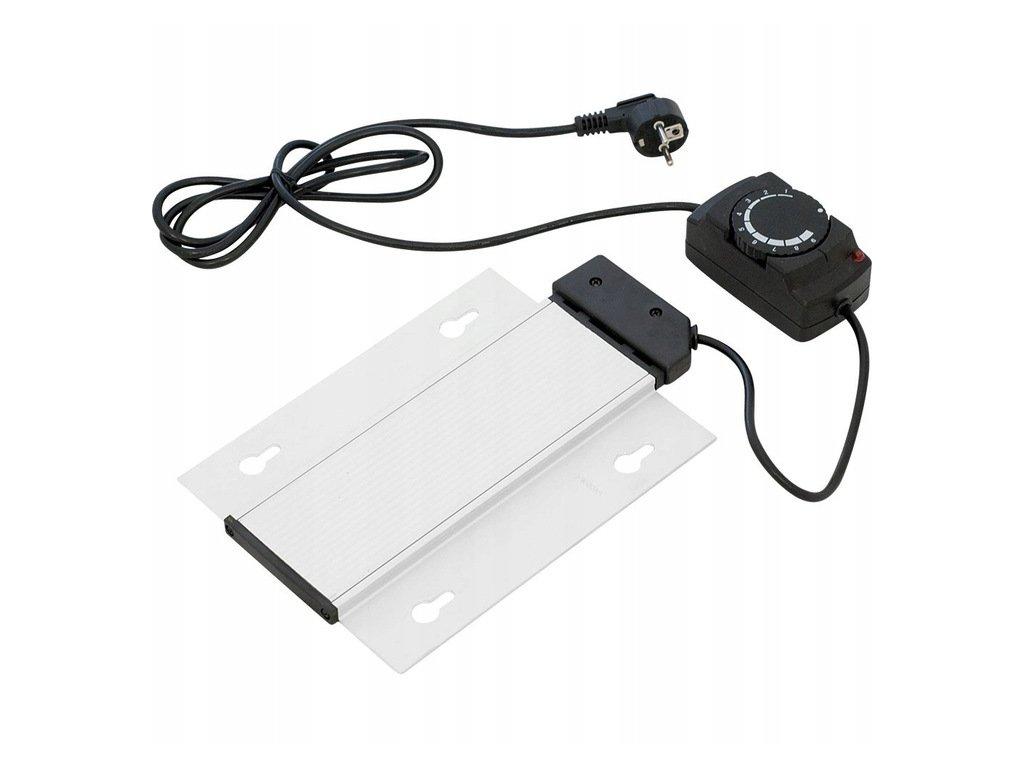Elektrická vložka pro chafing s termostatem