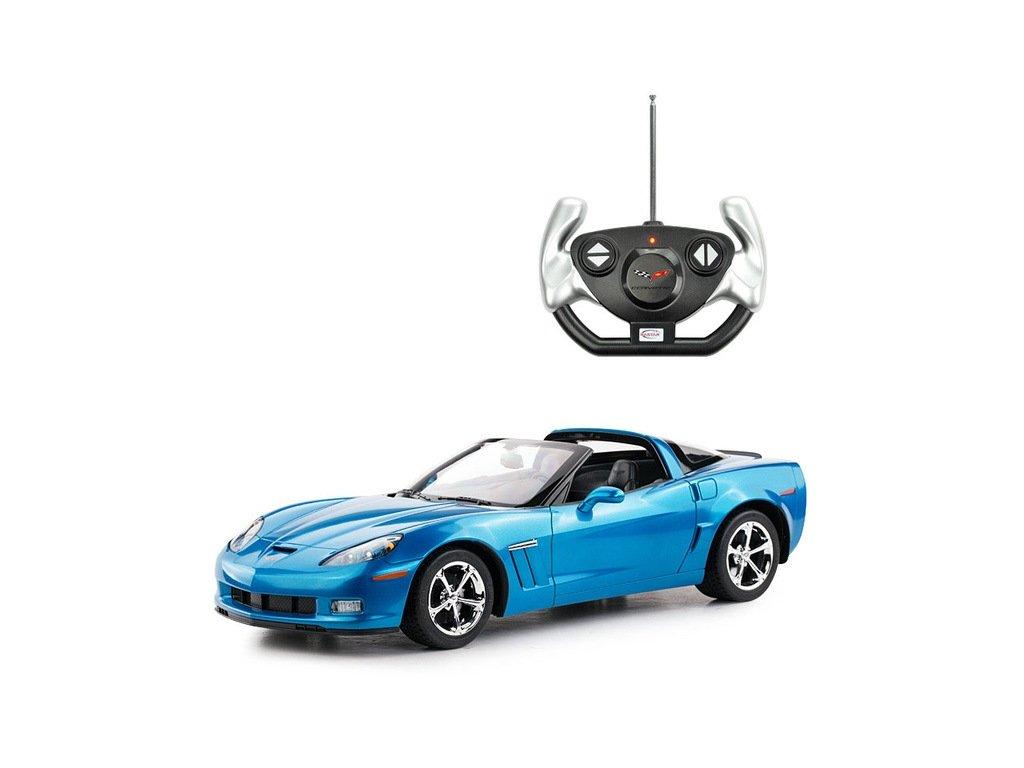 Rastar 42700 Chevrolet Corvette 1:12 modré