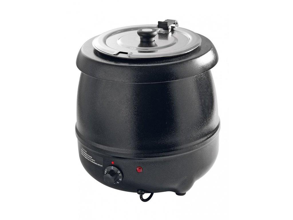 HENDI elektrický kotlík na polévku guláš 8 l