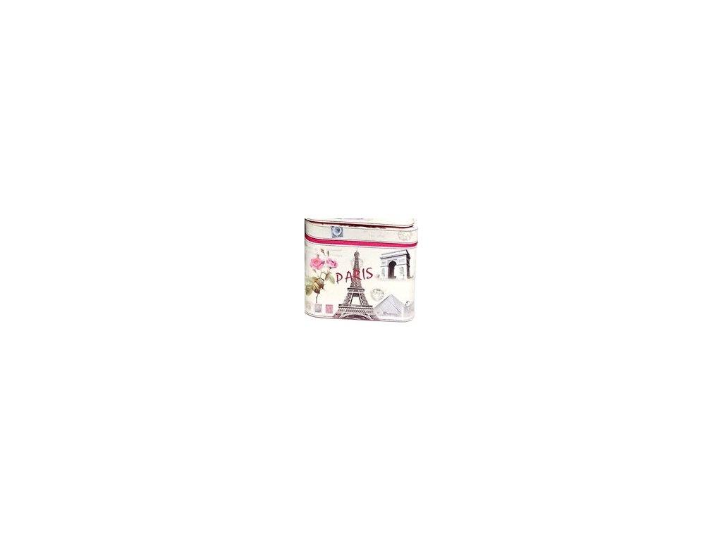 GNT kosmetický kufřík Paříž Holo YHSD-032471