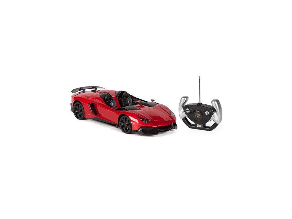 Rastar RC auto Lamborghini Aventador J 1:12 licenční