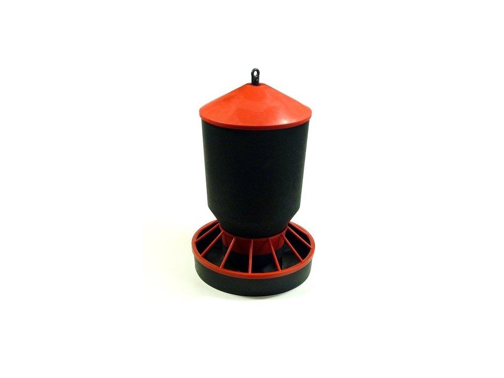 GNT Plastové krmítko pro drůběž 22 kg