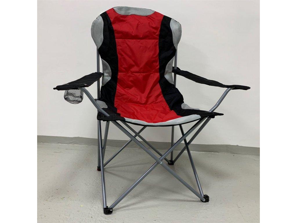 GNT Rybářské křeslo - skládací rybářská, kempingová židle