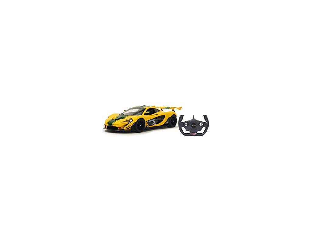RASTAR RC auto McLaren P1 GTR 1:14 licenční
