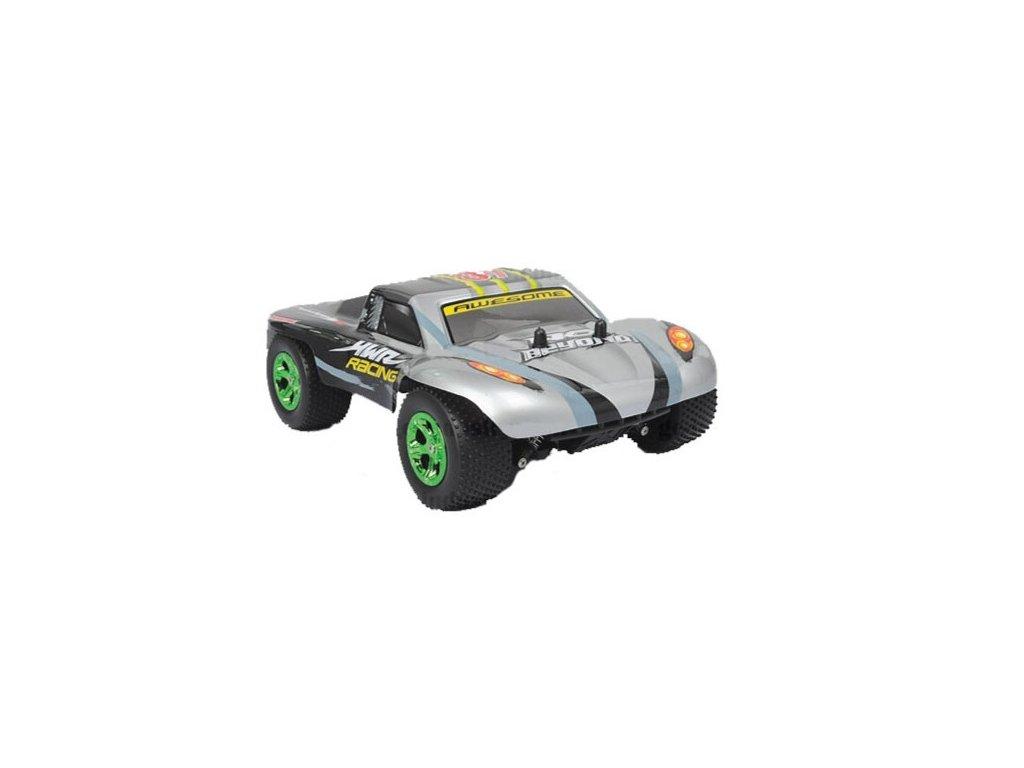 GNT Mini Monster Truck 2,4 GHz stříbrné 1:12