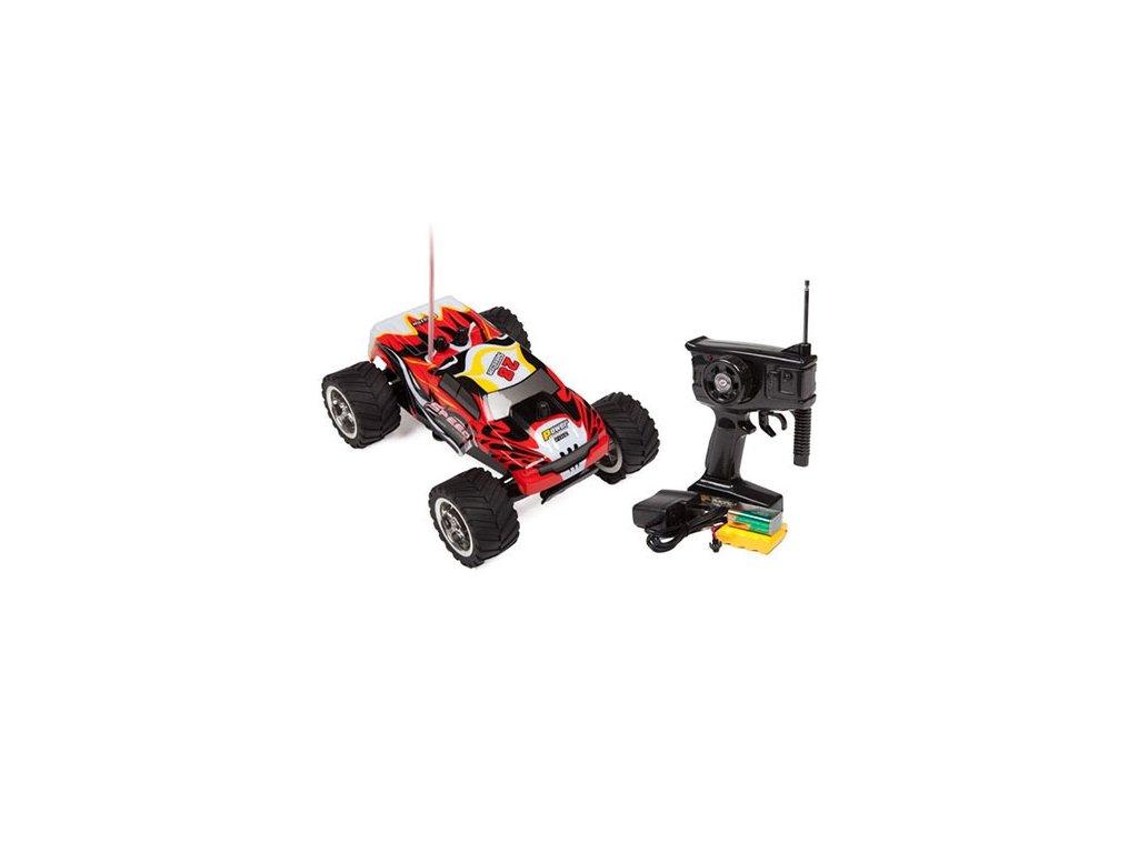 Buggy  RC Auto Speed Run 1:20 2,4 GHz dálkové ovládání 8808G červený