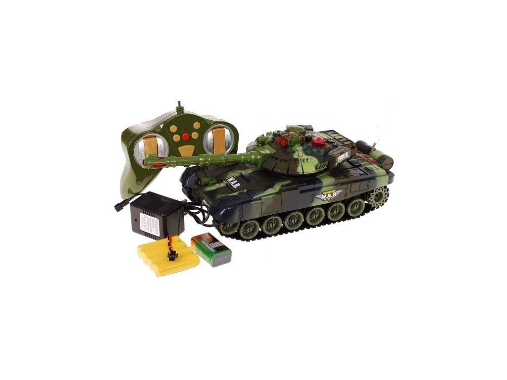 RC Tank WAR 9993 1:36 27MHz