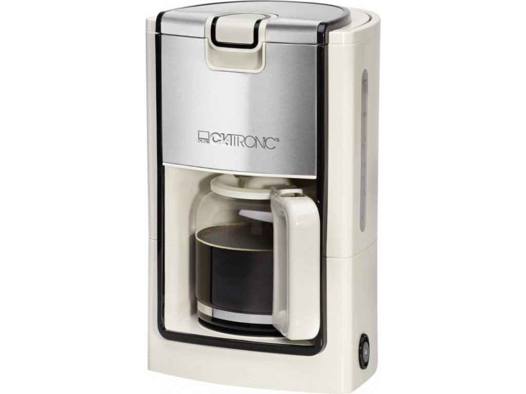 Clatronic KA 3558 kávovar krémový