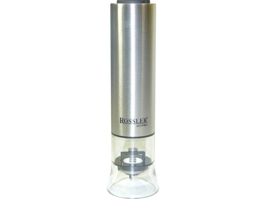 Elektrický mlýnek na pepř, sůl, koření (S34)