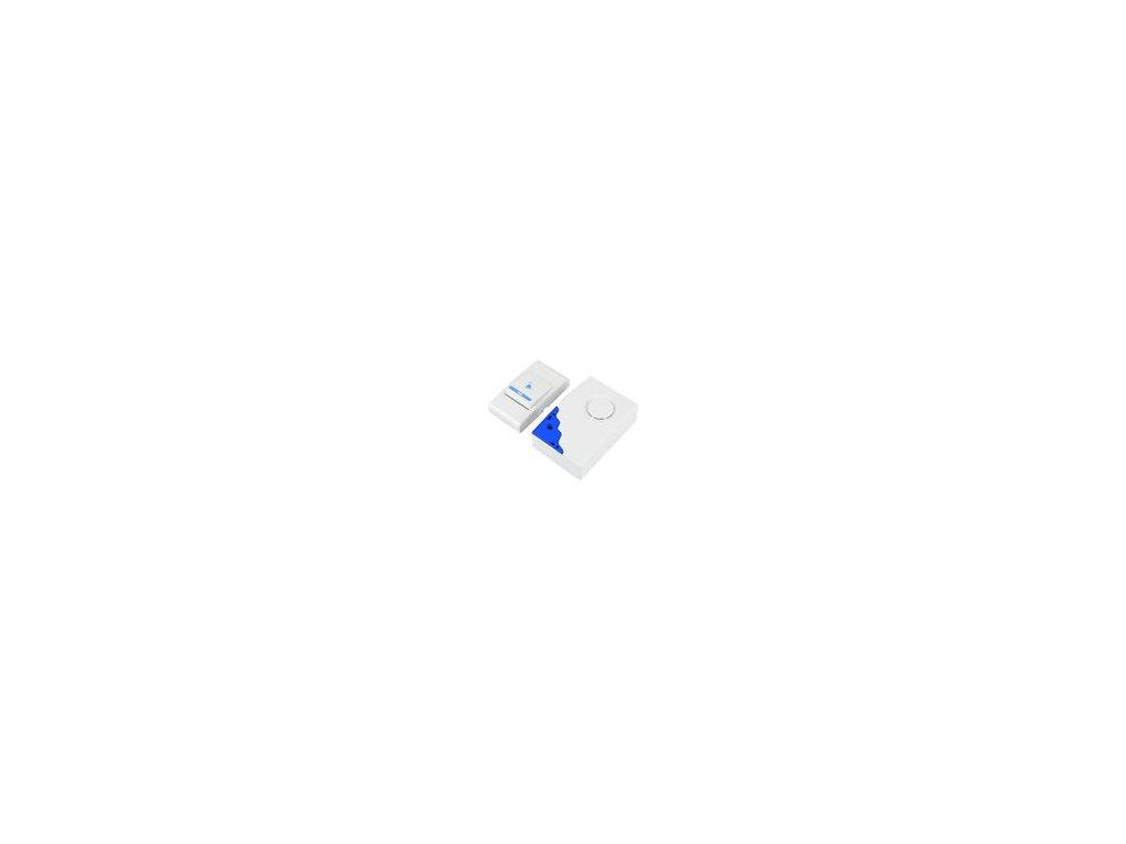 Bezdrátový zvonek GNT-J140B modrý