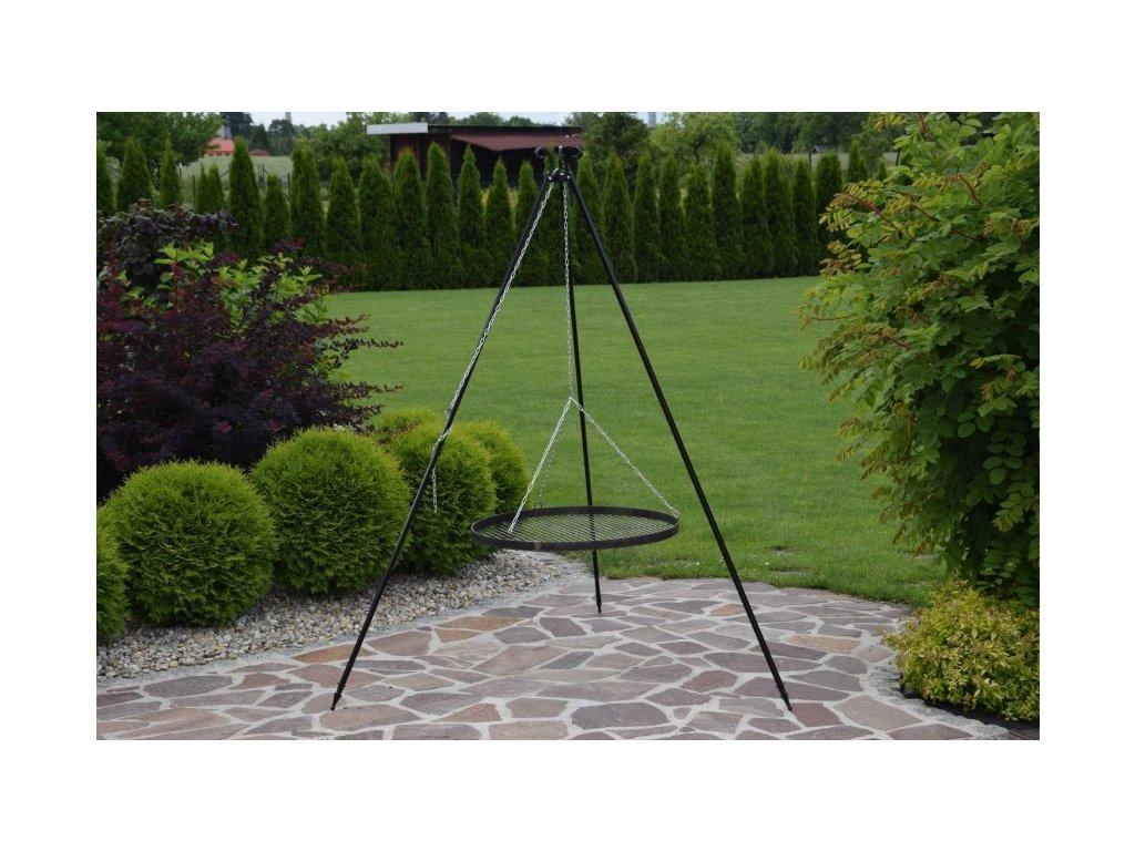 Horime HR186 Závěsný zahradní gril 58cm