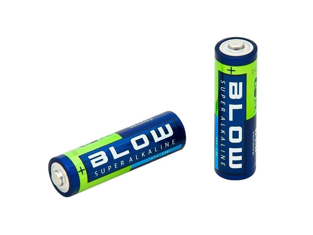 Baterie Blow Super Alkaline AAA 2ks
