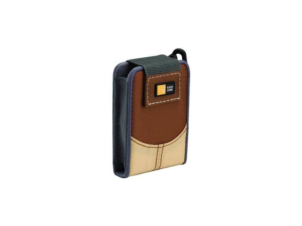 Pouzdro - obal na fotoaparát Case Logic DCB06 - hnědé
