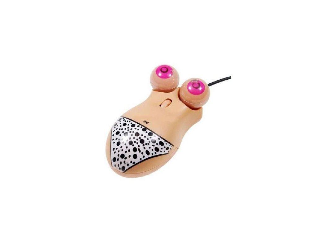 GNT Žertovná optická myš