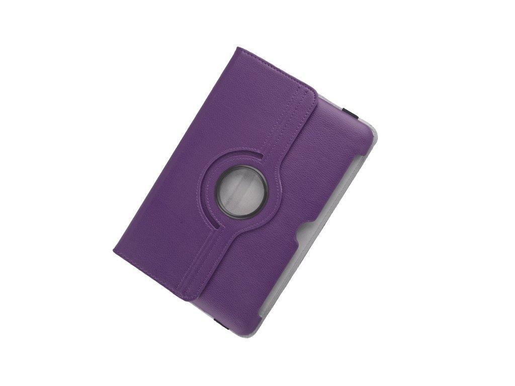 """Otočné pouzdro na 7"""" tablet, Samsung Galaxy Tab2 7 P3100/P3110 purple"""