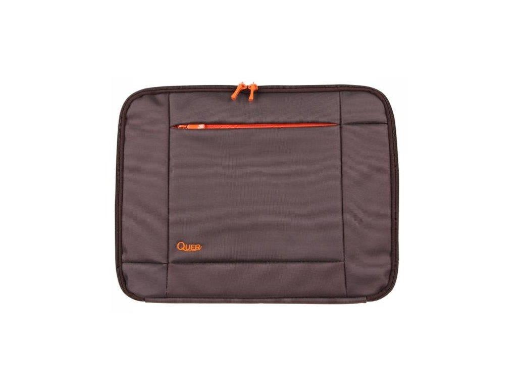 "Obal na notebook do 13"" bronz - Quer"