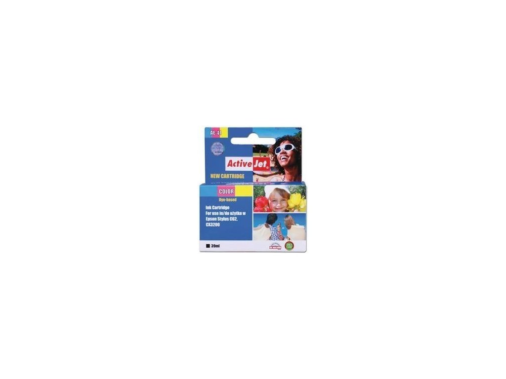 EPSON T037 barevná (25,5ml) ACTIVEJET