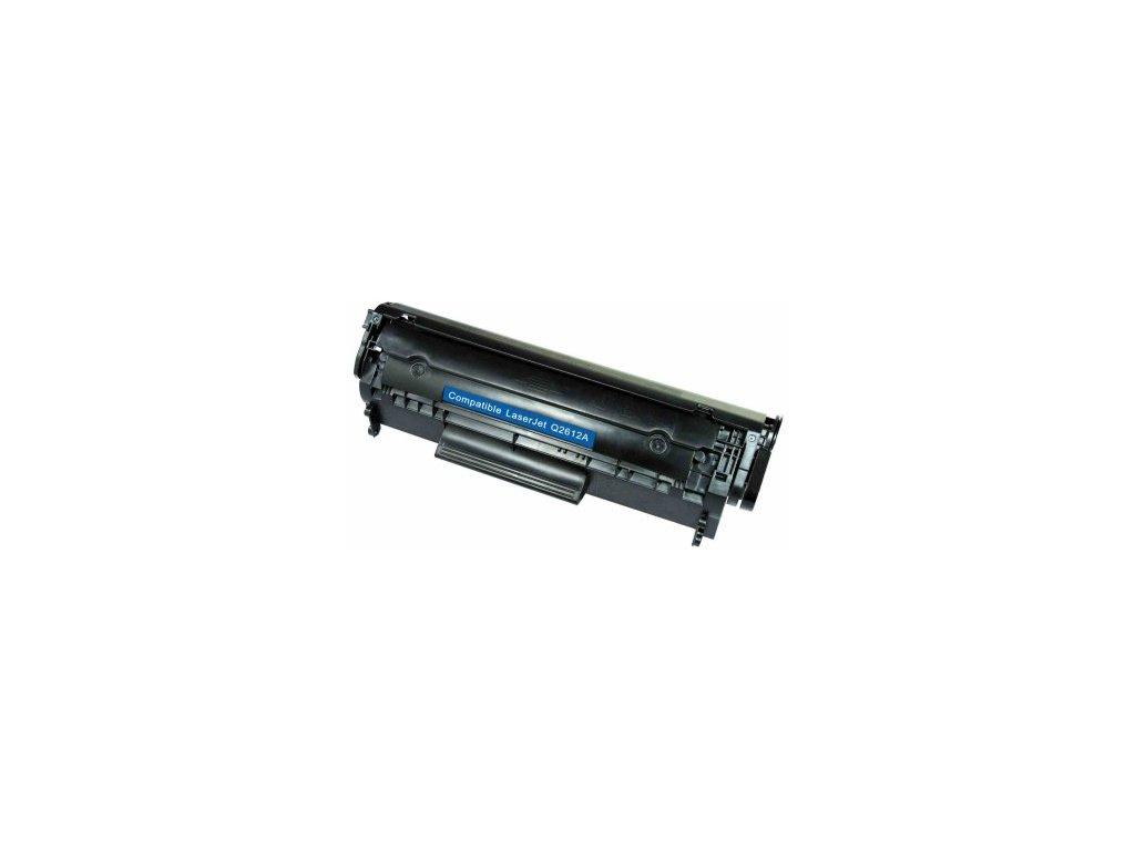 Toner HP Q2612A 2000 stran kompatibilní - 12A, LaserJet 1010 / 1015 / 1020 / 1022