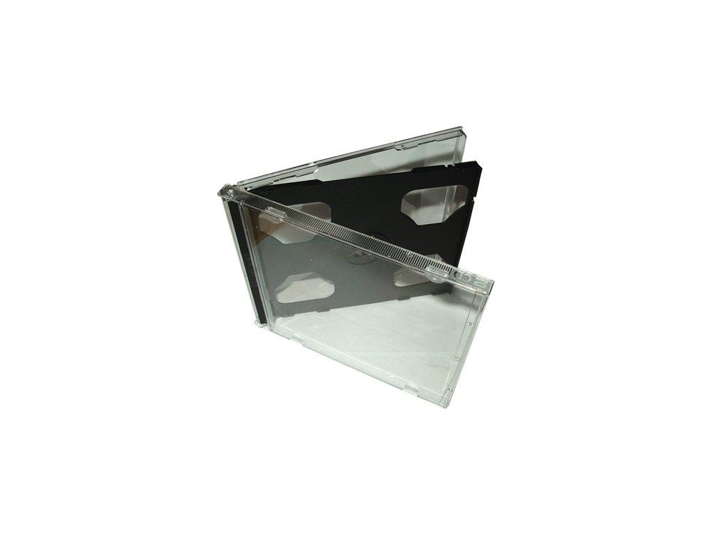Double CD Jewel Box