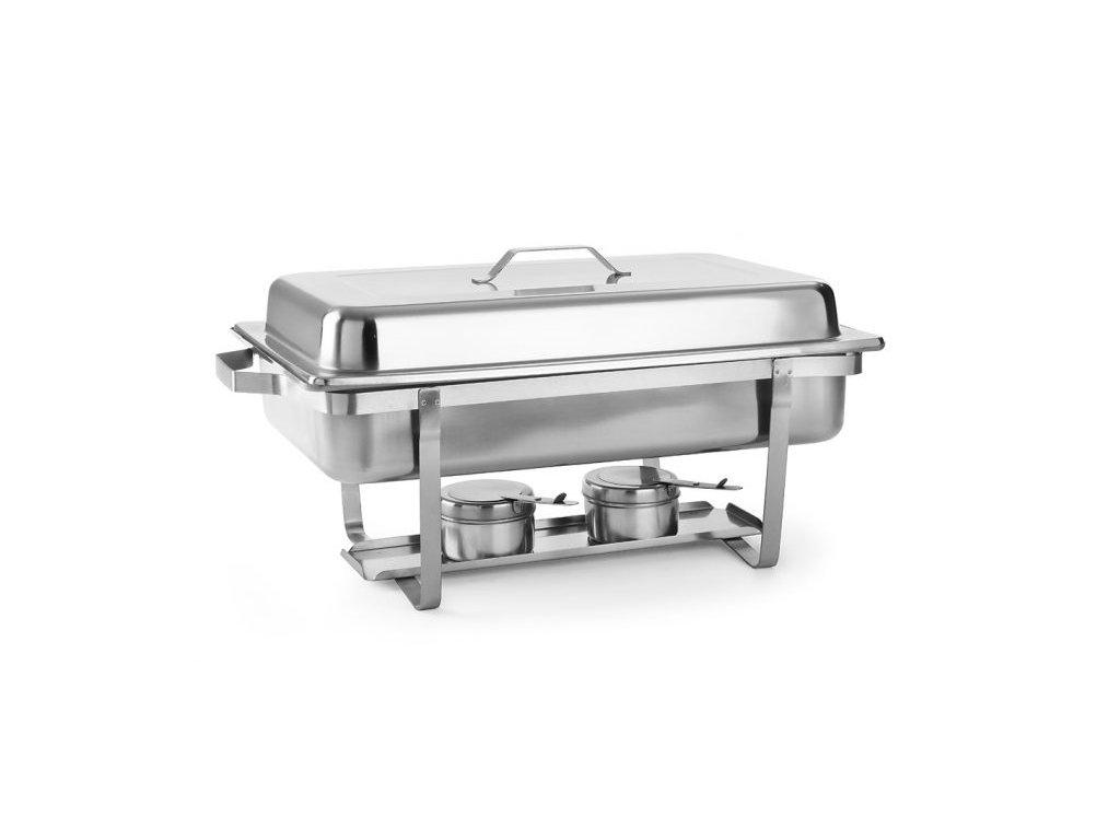 HENDI Chafing dish, ohřívač 9 l 475904