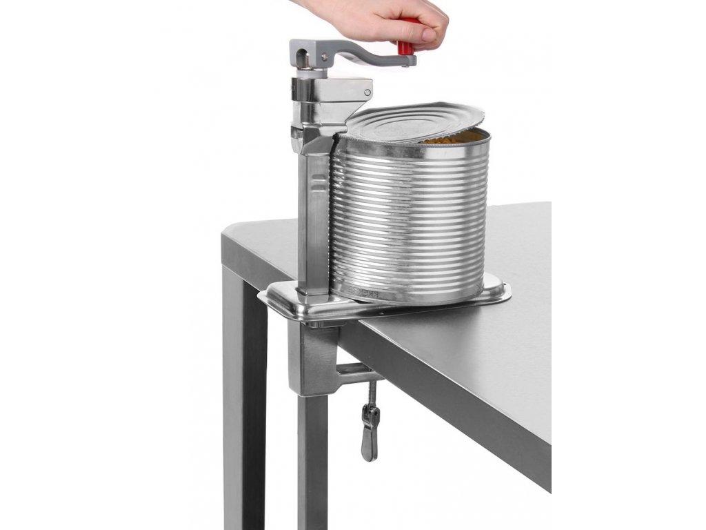Hendi stolní otvírák na konzervy 550 mm