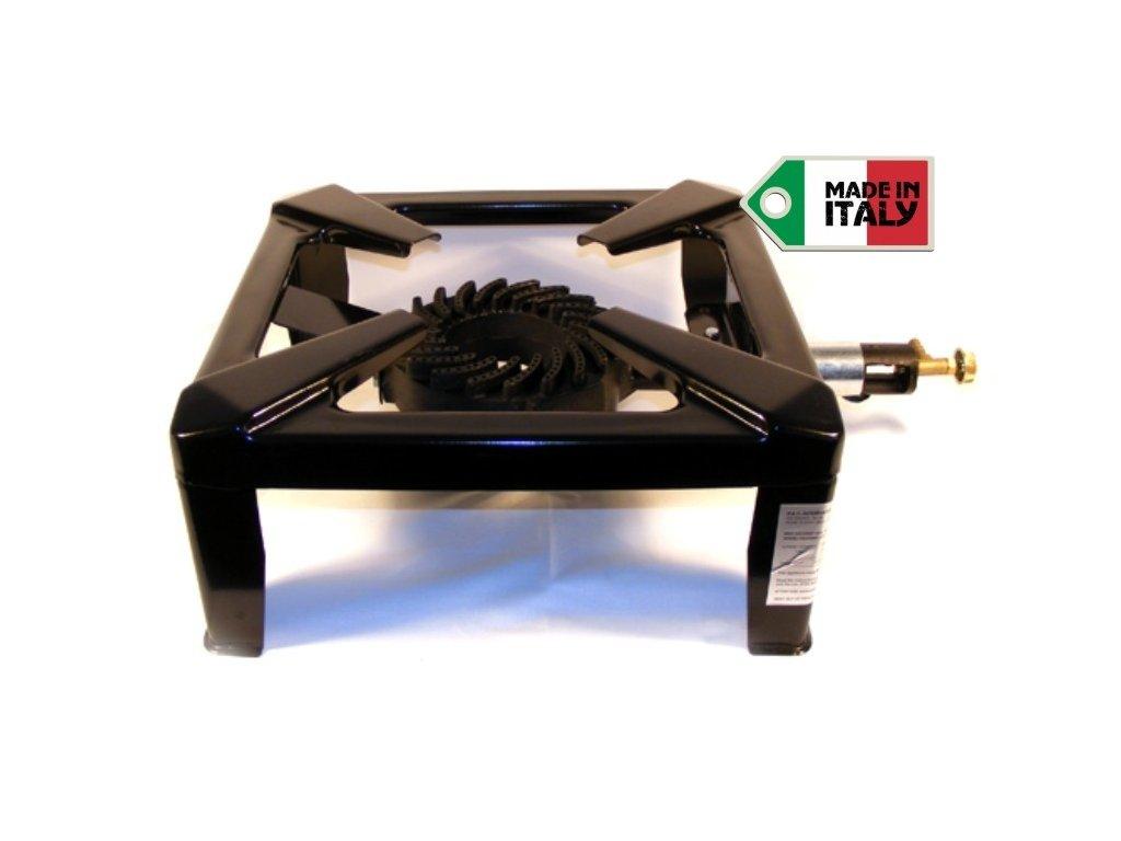 Plynová stolička 7,5kW IT301