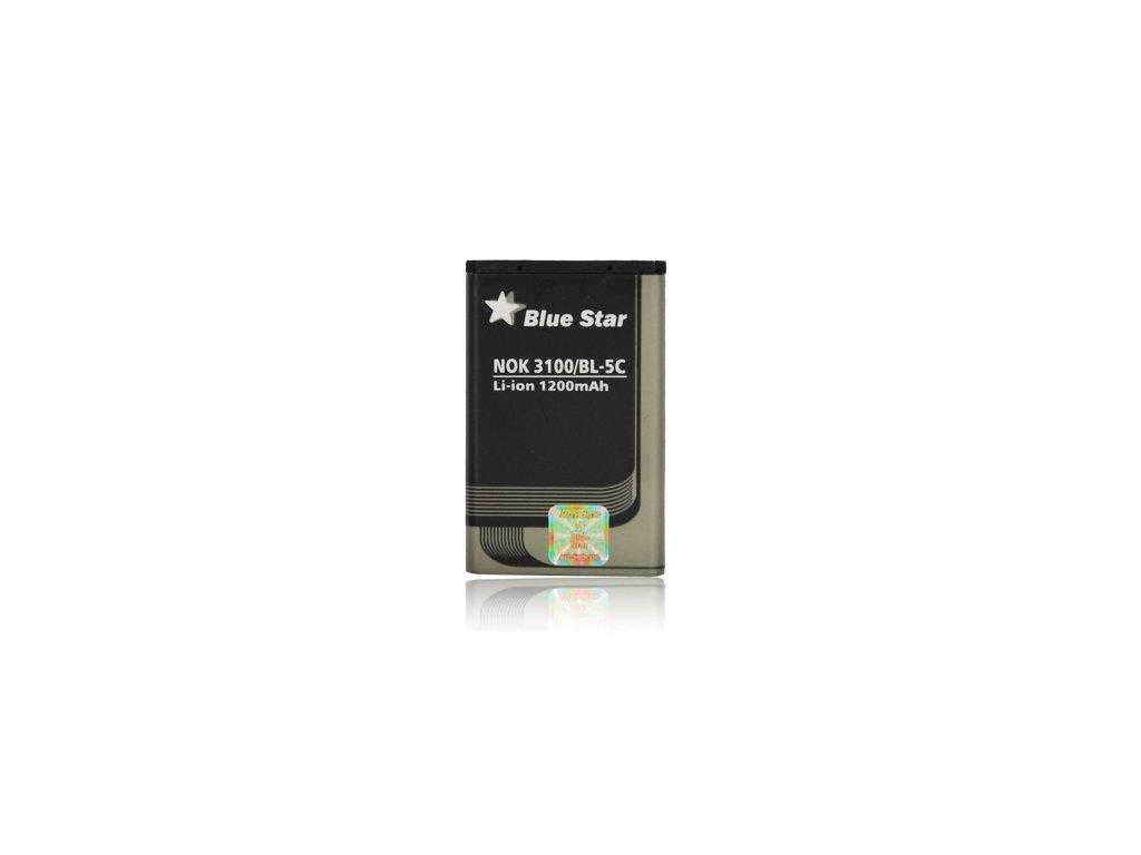 Baterie pro NOKIA (BL-5C) 1200m/Ah Li-Ion 3100/3650/6230/3110 CLASSIC
