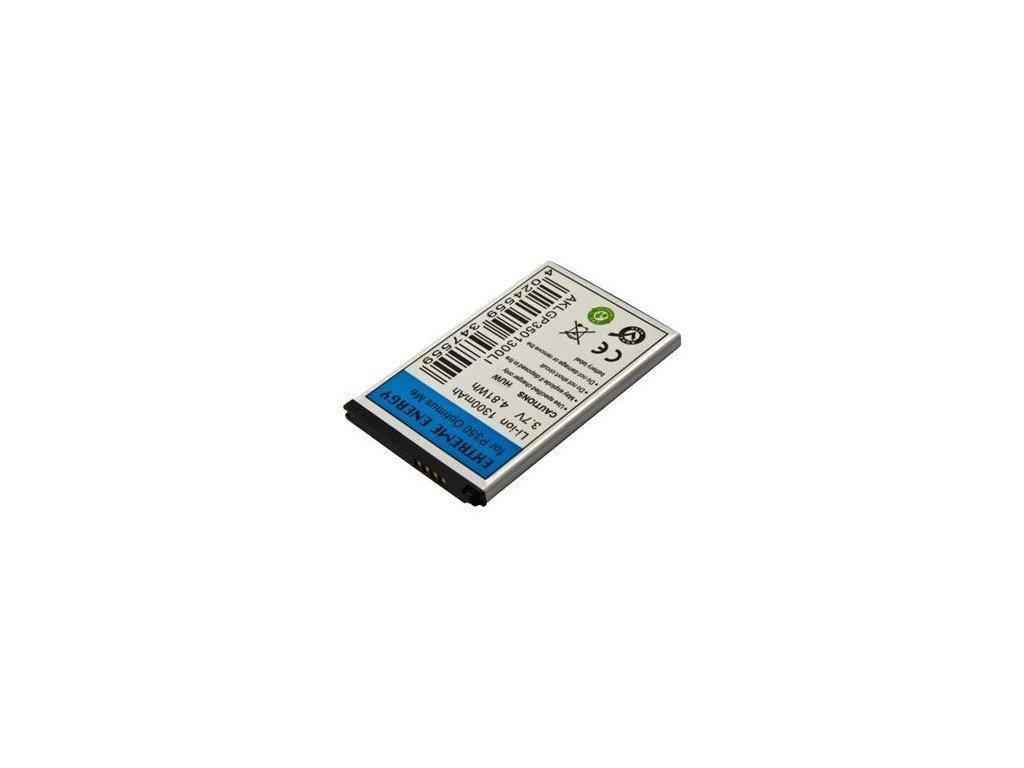 Baterie, LG Optimus me P350, Li-ION 1300 mAh, kompatibilní, náhrada BL-42FN
