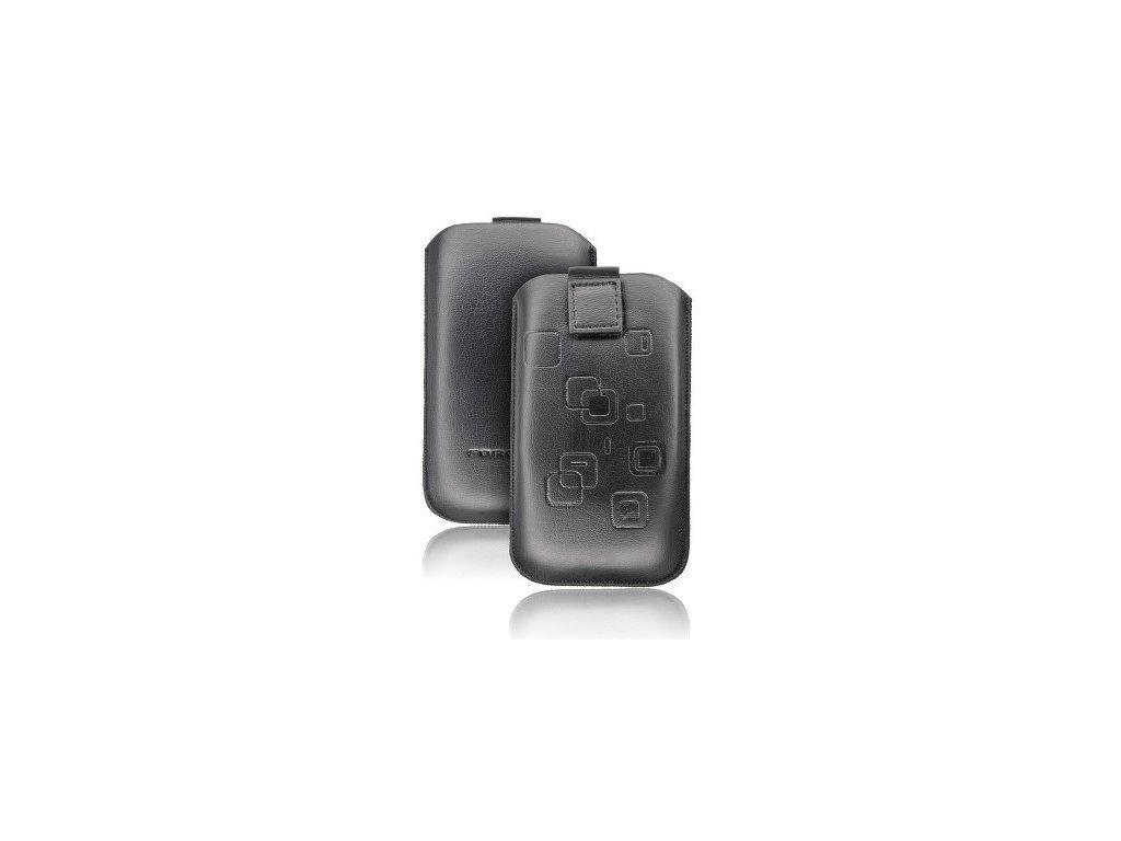ForCell Slim Pouzdro pro Samsung i9100 Galaxy S2/i8190  černé