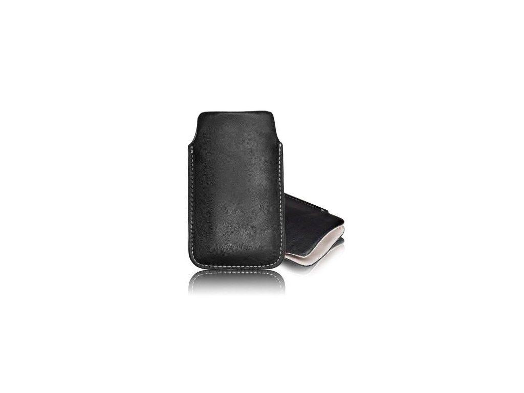 ForCell  SLIM  DELUX Pouzdro na mobilní telefon Black pro Samsung  i9300 Galaxy S3/SENSATION XL/HTC