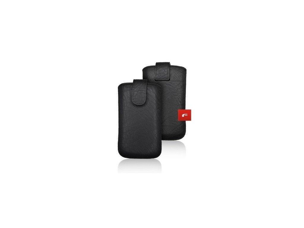 ForCell Slim Kora 2 Pouzdro na mobilní telefon Black pro Samsung  i9300 Galaxy S3/i9500 S4