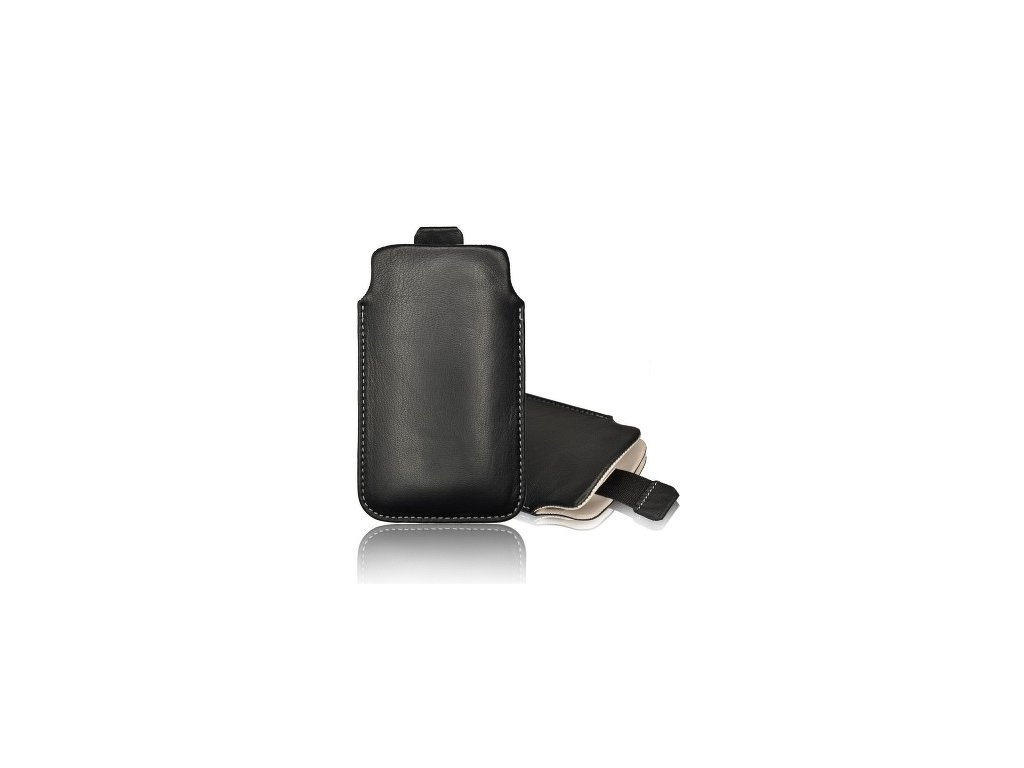 ForCell PULL UP Pouzdro Black pro iPHONE 3G/4G/4S/S5830 GALAXY ACE, ...