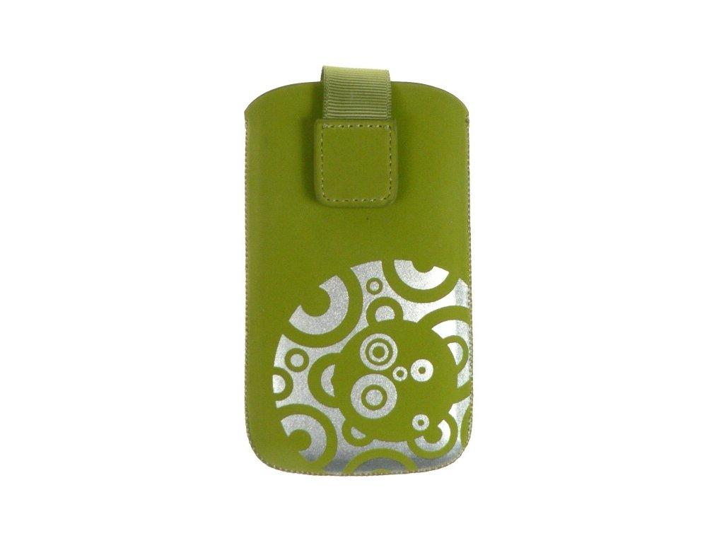 Pouzdro FRESH M zelené (115x65x10mm)