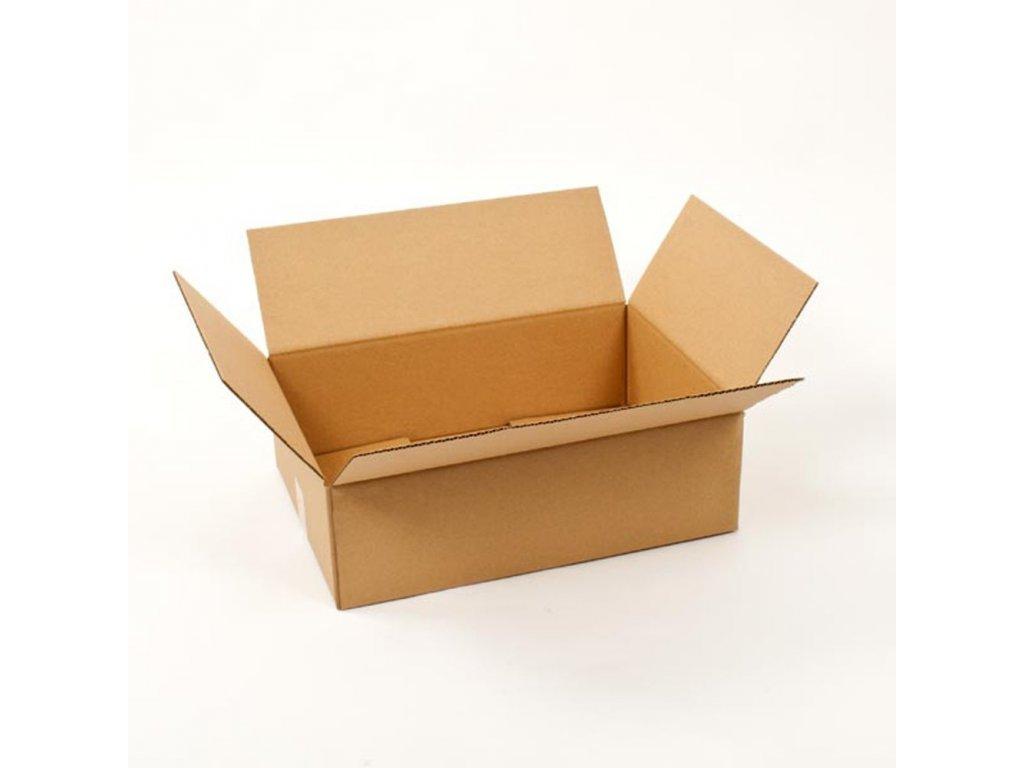 Krabice kartonová 3 vrstvá 200x120x80 mm