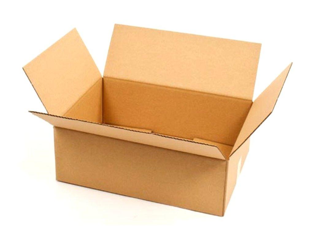Krabice kartonová 3 vrstvá 400x300x200 mm