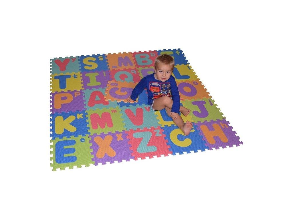 GNT Pěnová podložka puzzle Abeceda 26ks